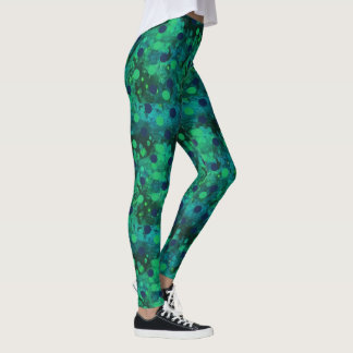 Cosmic water leggings