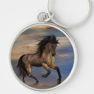cosmic .. wild stallion key chain