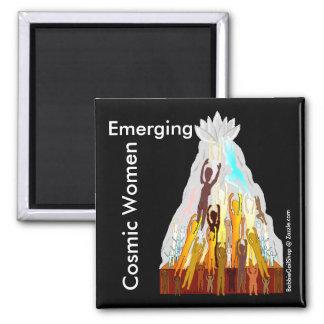Cosmic Women Emerging Magnet