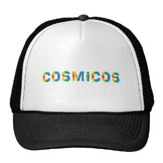 Cosmicos citizen of the world cosmopolitan trucker hats