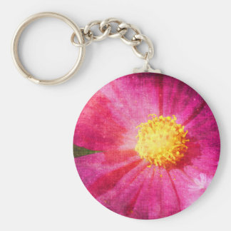 Cosmo Flower Key Chains
