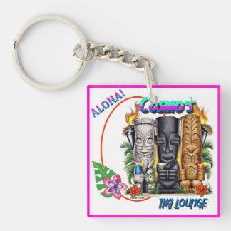 Cosmo s Tiki Lounge Keychain