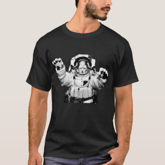 Cosmonaut Cat T-Shirt