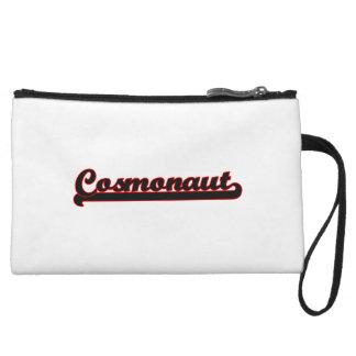 Cosmonaut Classic Job Design Wristlet Clutches