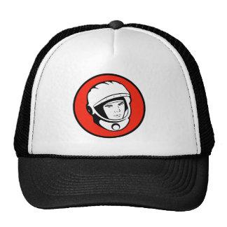 Cosmonaut Trucker Hat