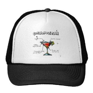 Cosmopolitan Cocktail Recipe Cap