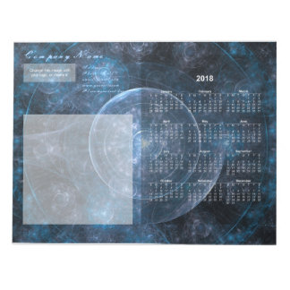 Cosmos Background 001 2018 Notepad