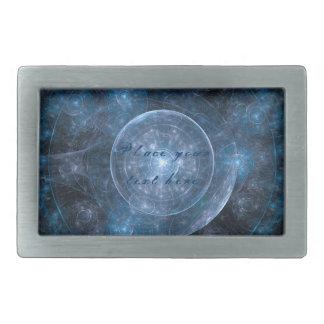 Cosmos Background 001 Belt Buckle