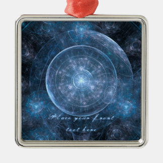 Cosmos Background 001 Christmas Ornament