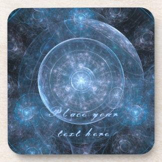 Cosmos Background 001 Coaster