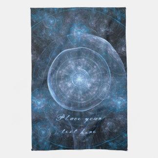 Cosmos Background 001 Tea Towel