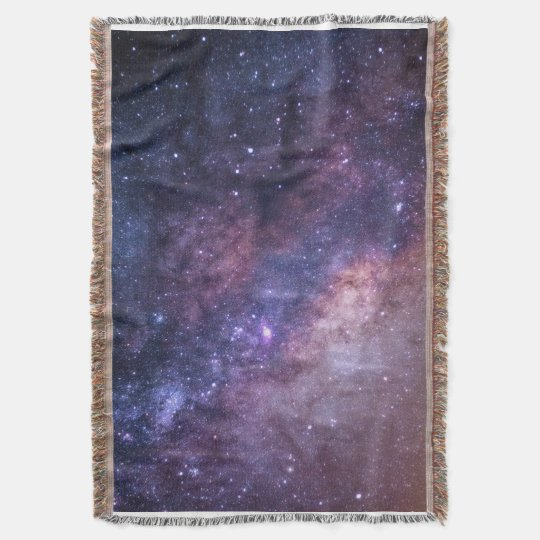 Cosmos carpet throw blanket