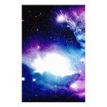 cosmos custom stationery