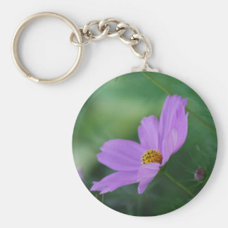 Cosmos flower and meaning key chains