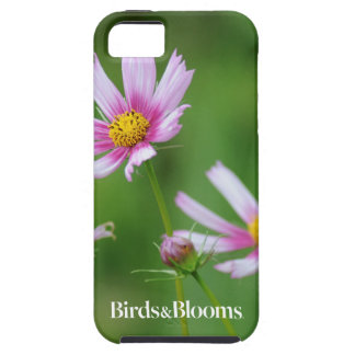 Cosmos Flowers Tough iPhone 5 Case