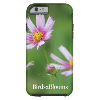 Cosmos Flowers Tough iPhone 6 Case