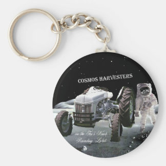 Cosmos Harvesters keychain