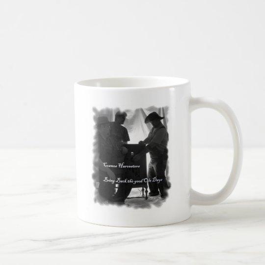Cosmos Harvesters Tie Coffee Mug