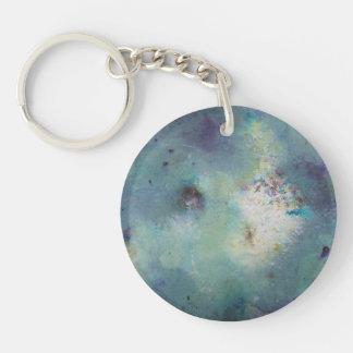Cosmos. Acrylic Key Chain