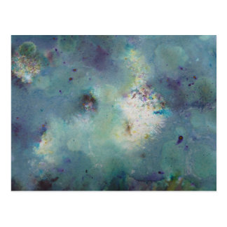 Cosmos. Postcard