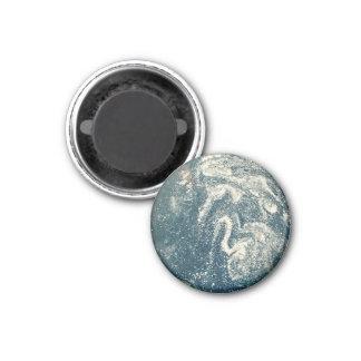 Cosmos-Space 3 Cm Round Magnet