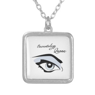Cosmotology Queen Pendant