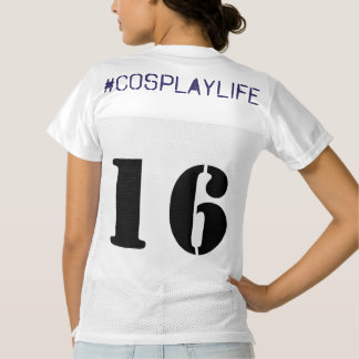 Cosplayers do it in Character Jersey