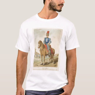 Cossack Officer, etched by the artist, published 1 T-Shirt
