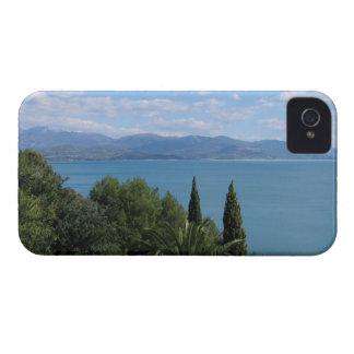 Costa del Cilento custom Blackberry case