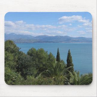 Costa Del Cilento custom mousepad