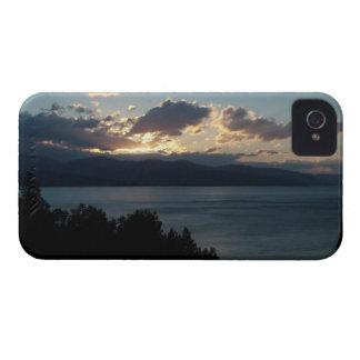 Costa del Cilento Sunrise custom Blackberry case