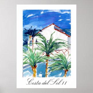 Costa del Sol II poster