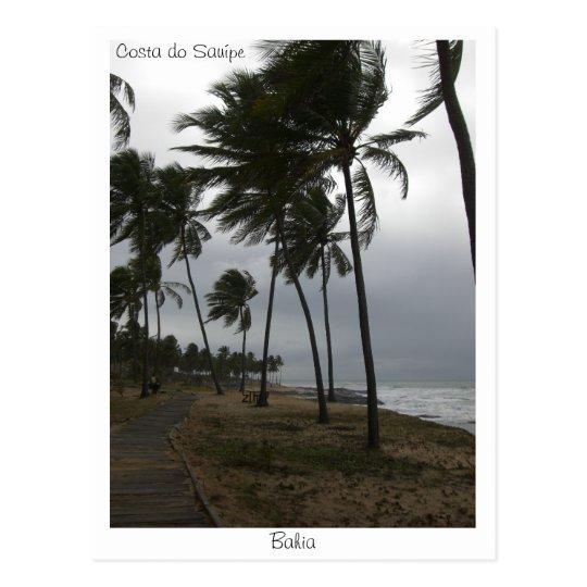 Costa do Sauípe Postcard