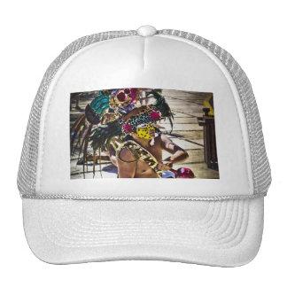Costa Mayan Ritual Cap