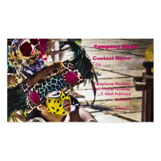 Costa Mayan Ritual Pack Of Standard Business Cards