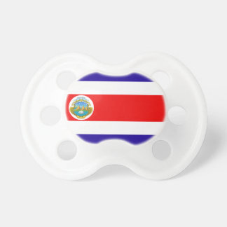 Costa Rica Baby Pacifiers