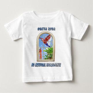 Costa Rica Baby T-Shirt