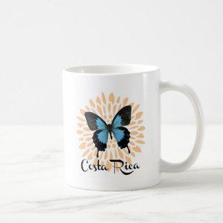 Costa Rica Butterfly Coffee Mug