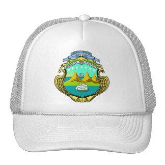 Costa Rica Coat of arms CR Cap