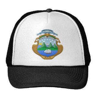 Costa Rica Coat of Arms Trucker Hat
