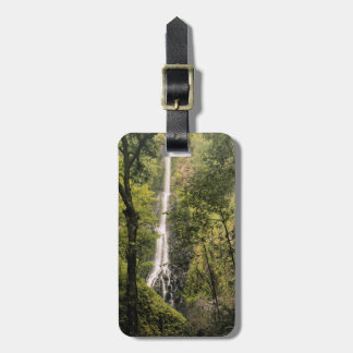 Costa Rica, Cocos Island, Wafer Bay Waterfall Bag Tag