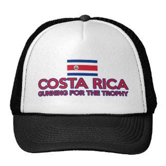 Costa Rica design Hat