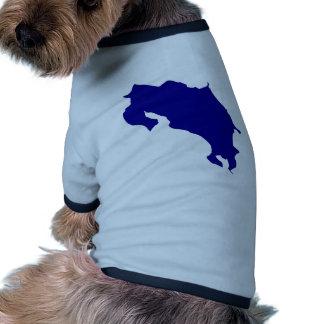 Costa Rica Doggie T Shirt