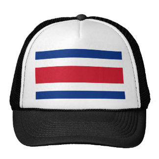 costa rica ensign hats