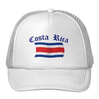 Costa Rica Flag Cap