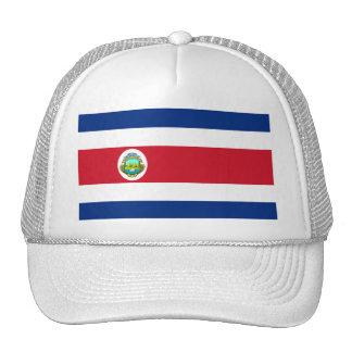 Costa Rica Flag CR Cap