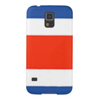 Costa Rica Flag Galaxy S5 Case