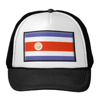 Costa Rica Flag Trucker Hat