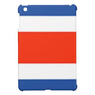 Costa Rica Flag iPad Mini Cases