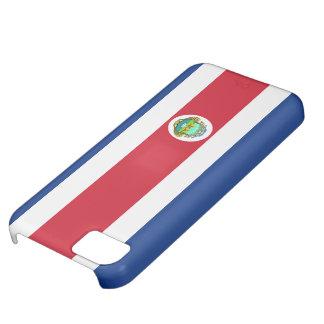 Costa Rica Flag iPhone 5C Case